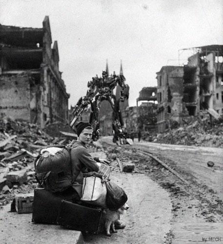 Nuremberg, 1945