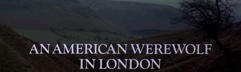 American Werewolf in London opening - Cinebug